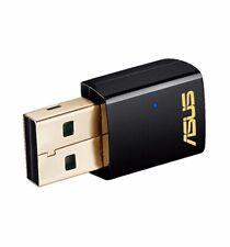 Adaptador mini USB WIFI ASUS USB-AC51 doble Banda WPS  EMBALAJE ABIERTO