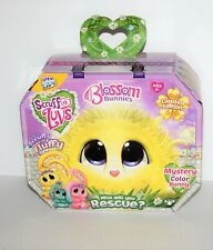 Little Live Scruff-A-Luvs Blossom Bunnies New Color Pink