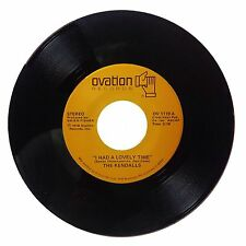 1978 The Kendall's 'I Had A Lovely Time/Love Is A Hurting Thing' 45 RPM 1119 NM