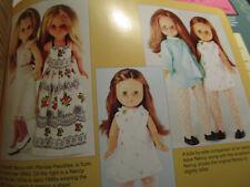 5pg NANCY Famosa Doll History Article LA PRINCESITA de ESPANA / Hernandez