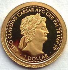 Berühmte Persönlichkeit polierte Platte Münzen aus Australien & Ozeanien aus Gold