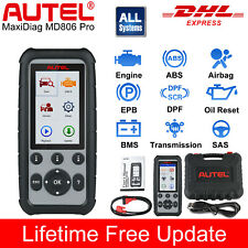 Autel MD806 PRO ALL System OBD2 Diagnostic Tool Code Reader Scanner As MD808 Pro