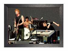 Queens Of The Stone Age 15 American Rock Music Legend Band Poster Josh Homme