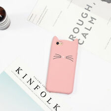 For Apple iPhone 10 6 7 8 X XR XS PLUS 5SE 5C 4 3D Cartoon Silicone Case Cover