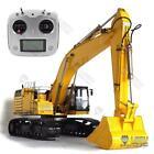 LESU Carter 374 CAT 374F RC Hydraulic Excavator Radio 1/14 Metal Pump Valve DIY