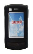 Cover Case Silicone (Black) ~ Samsung Gt S8300 Ultra Touch