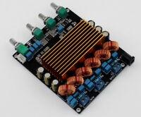 2.1CH STA508 + TC2000 Audio Power Amplifier 80W*2+160W Stereo Assembled Board