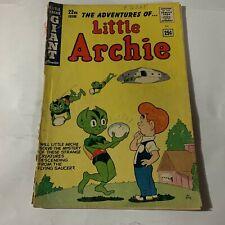 Little Archie #22 Giant Size Series Silver Age Comics 1st Print