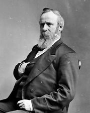 New 8x10 Photo: Rutherford B. Hayes, 19th President of the United States