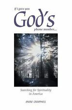 If I Gave You God's Phone Number.... Searching for Spirituality in America Mare