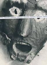 Maske aus Tirol -  Larve - Fasnacht Fasching -  um 1920 - selten!  N 10-8