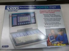 NEW Vintage VTech PowerPad  Precomputer Teaching System Kids Laptop 1997