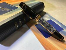 Montblanc Writers Edition Alexander Dumas Fountain Pen M nib (Correct Signature)
