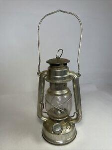 Original Vintage German Nier Feuerhand Oil Paraffin Lantern No 275 Baby Lamp
