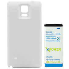 X-Power 8000mAh Extended Capacity Battery + Cover For Samsung Galaxy Note 4 Wte