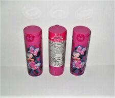 DISNEY JUNIOR CANDY TUBE DISPENSER LOT OF (3) MINNIE NEW SEALED