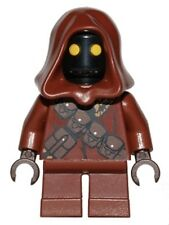 x1 NEW Lego JAWA Minifig Star Wars Sand People Guy w/ Gold Strap