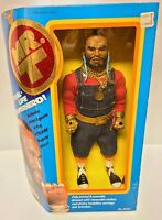 """NEW HTF 1983 GALOOB 12"""" MR. T Action Figure The A Team Nice Box/Color -FREE SHIP"""