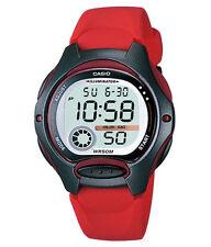 Casio Uhr digital Jugenduhr Lw-200-4avef