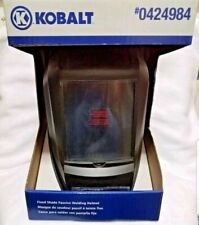 Kobalt Welding Helmet Protective Gear Throat Guard Shade #10 Black