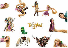 Tangled #1 Decal Sticker High Quality Print