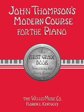 JOHN THOMPSON'S Modern Course For The Piano Book 1 *NEW* Revised Edition Music