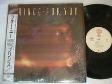 IN SHRINK / PRINCE FOR YOU / WITH OBI