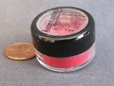 BLOOD RED -  Bright True Red EYE SHADOW Natural Mineral Makeup Powder - 4 gm NEW