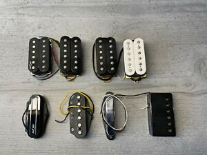 Guitar Pickups - bundle x 7