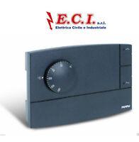1TP TE510A TERMOSTATO INCASSO 230V ANTRACITE ELETTRONICO CON SPIA ZEFIRO PERRY