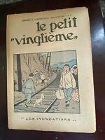 Tintin - SUPERBE Petit Vingtième- n°21 du 23/05/1935 (Couv. Lotus) PROCHE NEUF!
