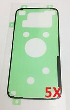 5X  Samsung Galaxy S7 Edge G935A G935V G9350P G935T Door Back Cover Adhesive