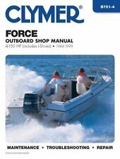1984-1999 Force Outboard 4-150 Hp Repair Manual 125 120 90 85 75 70 60 50 B7514
