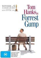 Forrest Gump DVD : NEW