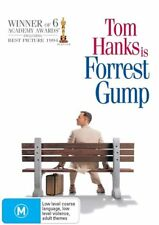 FORREST GUMP DVD  1994 = Tom Hanks = SEALED= PAL 4 = FREE DELIVERY