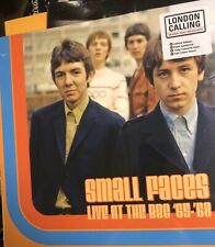SEALED! SMALL FACES Live At The BBC '65-'68 LP Colored Vinyl