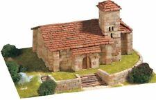 Kirche von Santa Cecilia, Aguilar de Campoo, Spanien 1:150 Keramik-Modell