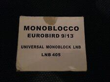 Universal Single Monoblock  LNB With a 4 Degree angle