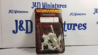 Games Workshop Warhammer Fantasy Battle Chaos Ogre Standard Bearer Metal BNIB