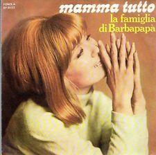 """disco 45 GIRI """"I PICCOLI AMICI"""" e PAPAS MAMMA TUTTO - LA FAMIGLIA DI BARBAPAPA'"""