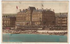 Sussex; The Cavendish Hotel, Eastbourne PPC 1931, To Mrs Sams, Weston Super Mare