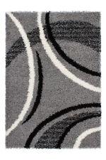 Tappeti grigio per la casa 200x290cm
