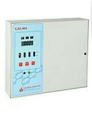GAS 404 Control Panel Boiler Toxic Gas Alarm Detector System Monitor 1-4 Channel