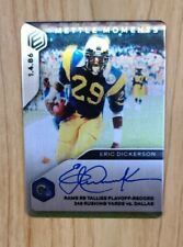 2020 Panini Elements Eric Dickerson Mettle Moments Autograph #/25 LA Rams