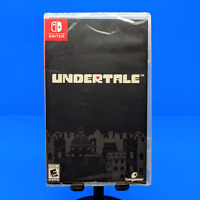 UNDERTALE (Nintendo Switch) Physical Video Game Brand New Sealed + Story Booklet