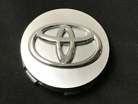 TOYOTA OEM Wheel Center Cap Light Hyper Silver Finish 42603-YY100 42603-AC040