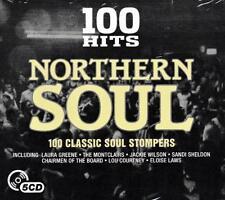 100 Hits Northern Soul - 5 Disc Set CD UK Post