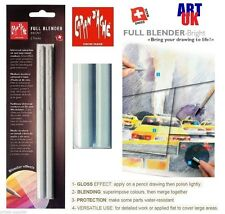 Caran d'Ache FULL BLENDER Sticks Bright - Adds Gloss and Brilliance - Twin Pack