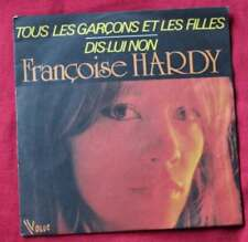 Disques vinyles pour chanson française, 17 cm LP