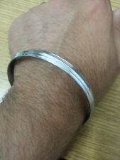 Silver Indian Jewellery Bangles without Stone
